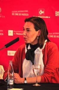 Daniela Michel, directora del Festival de Cine de Morelia. FOTO: Jorge Dueso