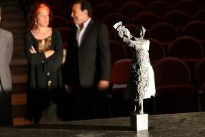 El Danzante, premio del Festival de Cine de huesca. FOTO: Nuria Turmo