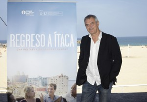 """Laurent Cantet is the """"Luís Buñuel"""" Award of the 43rd Huesca International Film Festival - Photo: Xavier Torres"""