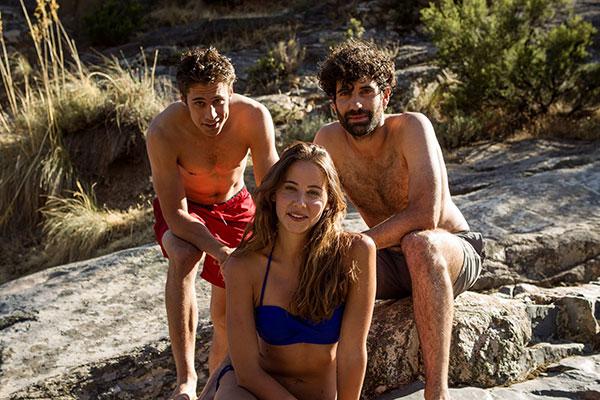 """El corto """"Isabel Isabellae"""" protagonizado Irene Escolar, Tamar Novas y Martiño Rivas competirá en el Concurso Iberoamericano"""