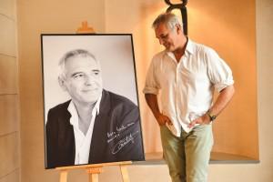 Laurent Cantet, Premio Luís Buñuel del 43 Festival Internacional de Cine de Huesca