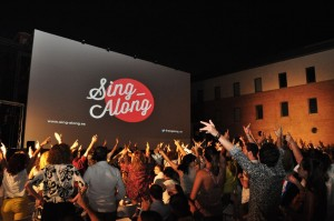 El fenómeno Sing Along llega esta viernes a Huesca