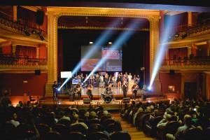 El 43 Festival Internacional de Cine de Huesca congregó a más de 6.000 espectadores (Foto Jorge Dueso)