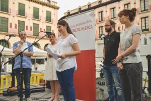 El Premio Literario Relatos Cortos de Cine llega a su XIII edición - Entrega del premio de la pasada edición