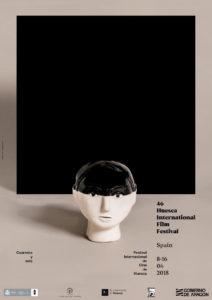 Cartel de la 46ª edición del Festival Internacional de Cine de Huesca