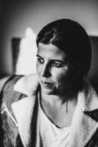 La autora del cartel de la 47 edición, Ana Criado.
